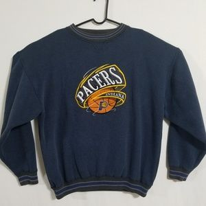 Other - Vintage Indiana Pacers Sewn Sweatshirt Men's Large